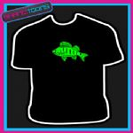 PERCH FISH ANGLER FISHING FUNNY NOVELTY SLOGAN TSHIRT